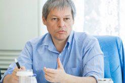 Dacian Cioloș: Candidez. A fost o decizie dificilă