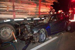 Șoferul care a condus mașina în care au murit doi oameni la Șintereag a fost reținut!