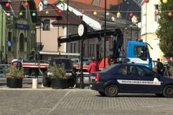 100.000 de euro, ținuți în garajul Primăriei Bistrița deja de doi ani