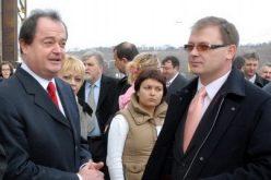 Vechi camarazi. Audierea lui Blaga are legătură cu dosarul în care a fost percheziţionat şeful Poliţiei Bihor, Liviu Popa