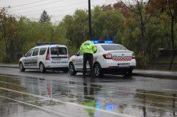 Bărbat din Oradea cercetat de polițiști după ce a acroșat o femeie pe trecerea de pietoni, și a părăsit locul faptei