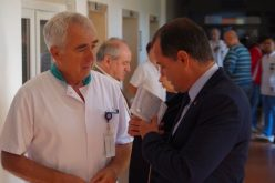 Blocul operator al Spitalului de Urgenţă Bistriţa a fost recepţionat. Când va avea loc prima operaţie