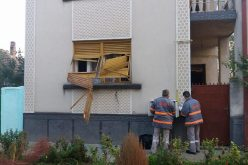 EXPLOZIE puternică la o casă din municipiul Satu Mare! VICTIMĂ și mai multe CASE afectate (FOTO&VIDEO)