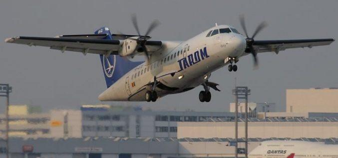 Încă un pilot Tarom depistat pozitiv cu COVID-19 a fost internat la Spitalul Matei Bals din Capitală. Cursele se suspendă.