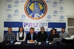 PRU Satu Mare și-a prezentat candidații la alegerile Parlamentare
