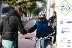 Clujenii, invitati sa mearga cu bicicleta la serviciu si in sezonul rece