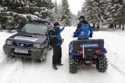 Jandarmeria Montană ia măsuri suplimenare pentru menținerea  climatului de siguranță în stațiunile turistice și pe traseele montane