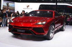 Lamborghini Urus va fi primul si singurul hibrid din gama italienilor