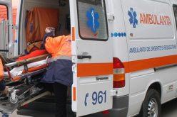 Două mașini implicate într-un accident lângă Oșorhei