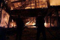 Controale toată noaptea după incendiul din Bamboo. S-au dat amenzi de peste 200.000 de lei