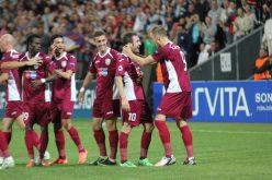 CFR Cluj, al doilea succes consecutiv în cantonament. Rezervele au făcut legea, Deac a pasat decisiv