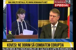 Klaus Iohannis, HUIDUIT la bilanțul DNA: 'DEMISIA!'