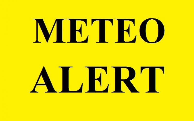 Alertă meteo de ploi în toată țara, până săptămâna viitoare