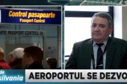 """INTERVIU / Iuliu Pop – director operațional al Aeroportului Internațional """"Avram Iancu"""" Cluj – VIDEO"""