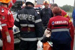 Impact mortal la Cluj. Un șofer din Harghita a intrat cu mașina într-un autotren