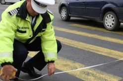 Grav accident la Cluj. O femeie a fost lovită în plin de o mașină, în timp ce traversa strada regulamentar