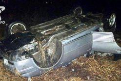 FOTO Un mort și doi răniți într-un grav accident în Cluj