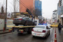FOTO/VIDEO Începând de joi, în Cluj se ridică mașini. Cât te costă să iți recuperezi mașina în cazul în care îți este ridicată