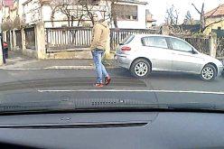 VIDEO: Spărgătorii de mașini filmați pe străzile celui mai luxos cartier al Clujului. Cine îi recunoaște?