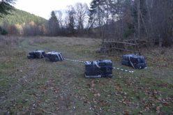 Mii de pachete cu țigări de contrabandă, abandonate pe fâșia de graniță cu Ucraina