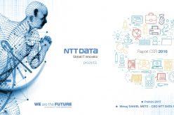 NTT DATA Romania lansează un nou Raport CSR
