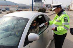 """FOTO și VIDEO Acțiune cu """"efective mărite"""" ale Poliției în Cluj. Oamenii legii au """"constatat"""" primele semne ale primăverii"""