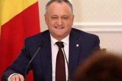 republica Moldova: Preşedintele Dodon, SUSPENDAT temporar din funcție