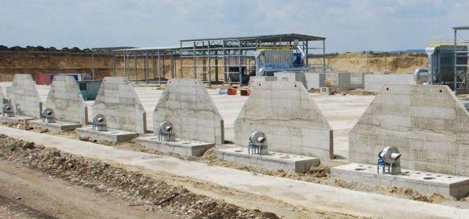 Centrul de Management al Deşeurilor, conectat la alimentarea cu energie electrică. Cât costă investiția