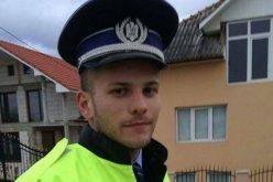 Un elev al școlii de poliție din Cluj a salvat o femeie de la înec