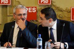 Ponta: Îi trimit demisia în alb lui Dragnea