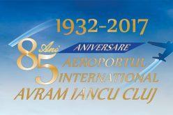 85 de ani de la înfiinţarea Aeroportului Civil Cluj