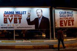 Puteri sporite pentru președintele Erdogan, asta au decis turcii.