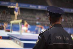 FOTO Măsuri sporite de securitate la Cluj, cu ocazia Campionatului European de Gimnastică Artistică. RECOMANDĂRILE poliției