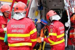Un șofer BEAT a băgat trei oameni în spital și a distrus două mașini