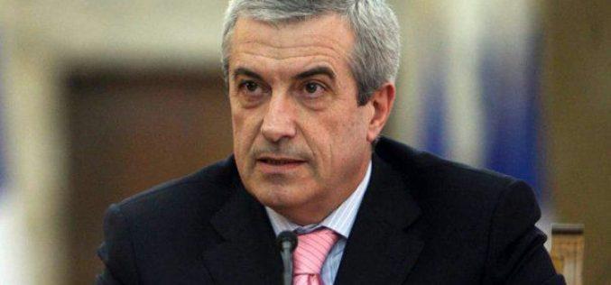 Tăriceanu, despre Iohannis: A spus inepții. S-a trezit din somn și a vrut să facă un atac politic