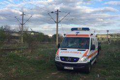 VIDEO: Un minor s-a electrocutat în Baciu Triaj după ce a urcat pe un vagon dezafectat pentru a-și face un selfie.