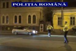 VIDEO Șoferii VITEZOMANI din Cluj, amendați cu 10.000 de lei. De ce a ridicat poliția 7 certificate de înmatriculare