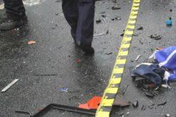 Un șofer de autoutilitară a spulberat doi pietoni. Unul a murit în urma impactului