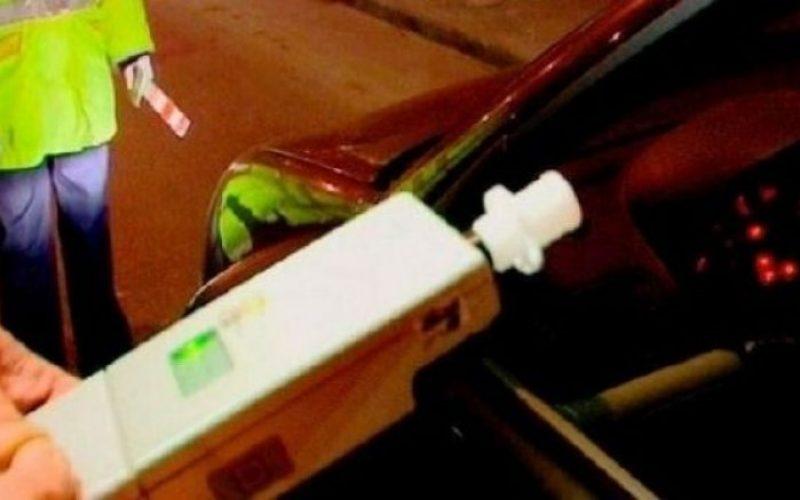 Record de alcoolemie pentru un șofer maramureșean