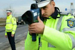 Fără permis la volan, prins cu viteză excesivă pe Calea Florești