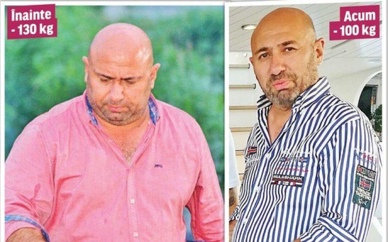 Chef Scărlătescu a renunţat la un singur aliment şi a slăbit 30 kg