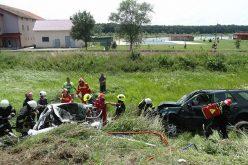 Accident cumplit în județul Satu Mare! Patru persoane au murit, a cincea victimă este în stare gravă la spital! IMAGINI ȘOCANTE