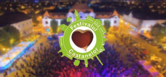 Programul oficial al Festivalului Castanelor 2017, ediția XXV
