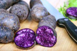 Ultima fiţă în farfuriile românilor: cartoful mov