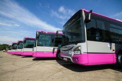 Linia de autobuze 30 va circula pe traseu deviat pe perioada festivalului Delahoya