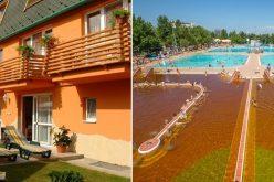 OFERTĂ pentru SENIORI la Hajduszoboszló la Karadi Boutique Hotel