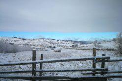 FOTO: Imagini de poveste de la Mărișel! Cum va fi minivacanța de 1 Decembrie la munte