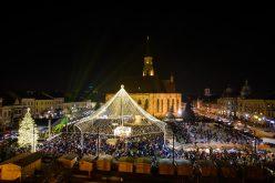 Un familion de surprize pe scena Târgului de Crăciun din Piața Unirii! Vezi programul evenimentelor