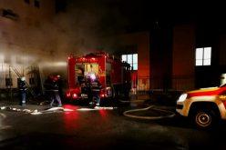 Incendiu în Cluj-Napoca! Peste 70 de persoane evacuate dintr-o clădire de pe strada Berăriei