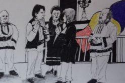 Scandal intr-o familie de artisti. GRUPUL ZEGREAN ŞI ISTICI au ajuns sa se judece pentru drepturile de autor asupra unui albumul Joc la Sura